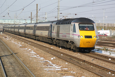 43296 at 1216 to Kings X