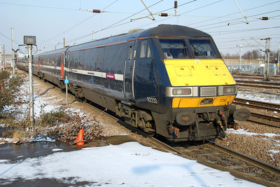 82230 on the rear of 91108 Kings X-York