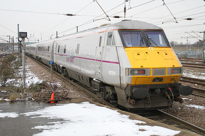 91109 / 82212 at 1417 Kings X-Newcastle