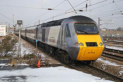 43208 at 1052 Kings X - Leeds