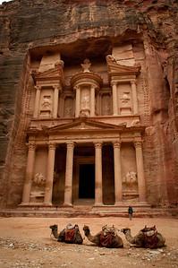 Al Khazneh - the Treasury