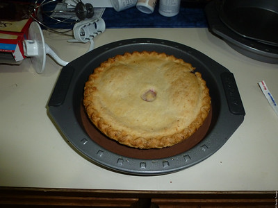 Add the pie