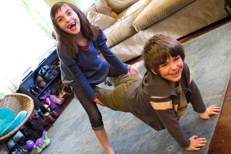 Portrait: Nathan & Erin