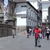 Quito Sunday morning entertainment