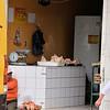 A chicken shop in Calderon