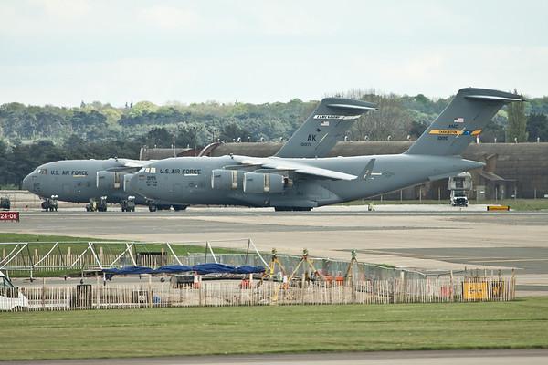 RAF Lakenheath : 11th May