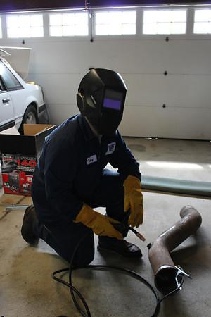 Dan welding.