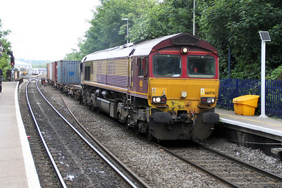 66076  0720/6o15 Mossend-Eastleigh