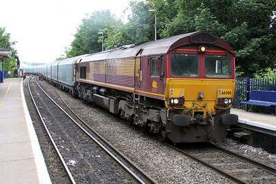 66088  1152/4o40 Cowley-Southampton Docks