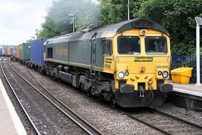66566  1319/4o49 Crewe-Southampton.