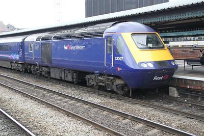 43097 Paddington-Hereford