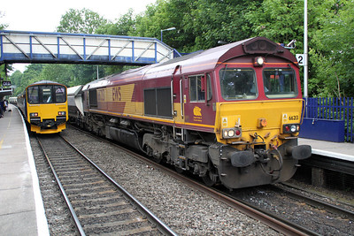 66213  1209/6A69 Theale-Acton.