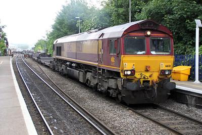66131  1054/4o53 Wakefield-Southampton.