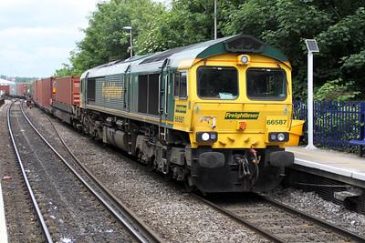 66587  1240/4o51 Wentloog-Southampton.