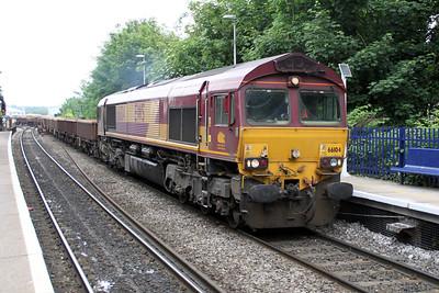 66104  1120/6o26 Hincksey-Eastleigh.