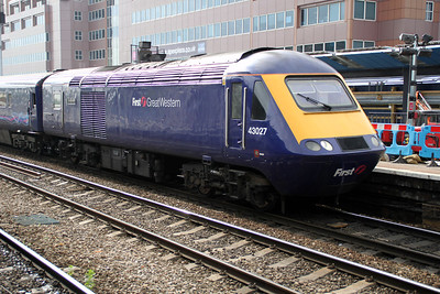 43027  Paddington-Bristol