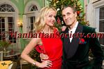Barbara Regna & Peter Regna host 'Holiday Havoc' on Saturday, December 22, 2012 at Villa Regna Estate in historic Tuxedo Park, New York (Photos by Gregory Partanio ©2012 ManhattanSociety.com)