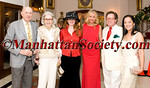 Donald Tober, Barbara Tober, Valerie Lettan, Barbara Regna, Gregory Speck, Cassandra Seidenfeld atten 'Holiday Havoc' hosted by Barbara & Peter Regna on Saturday, December 22, 2012 at Villa Regna Estate in historic Tuxedo Park, New York (Photos by Gregory Partanio ©2012 ManhattanSociety.com)