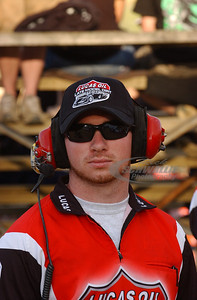 Lucas Oil Late Model Dirt Series official Mark Coglianese