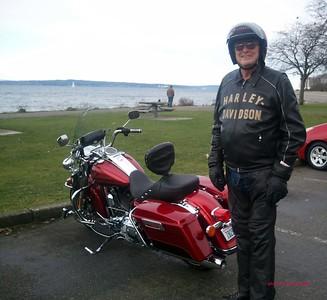 'Round the lake ride - Jan 11, 2012