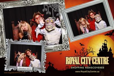 Royal City Halloween October 28th 2012