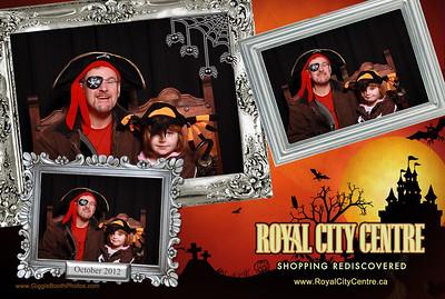 Royal City Halloween 27th October 2012