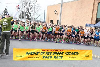 Runnin of the Green (Island)