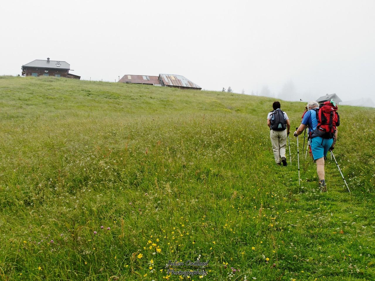 Mont Colombier - Chalets de la Fullie