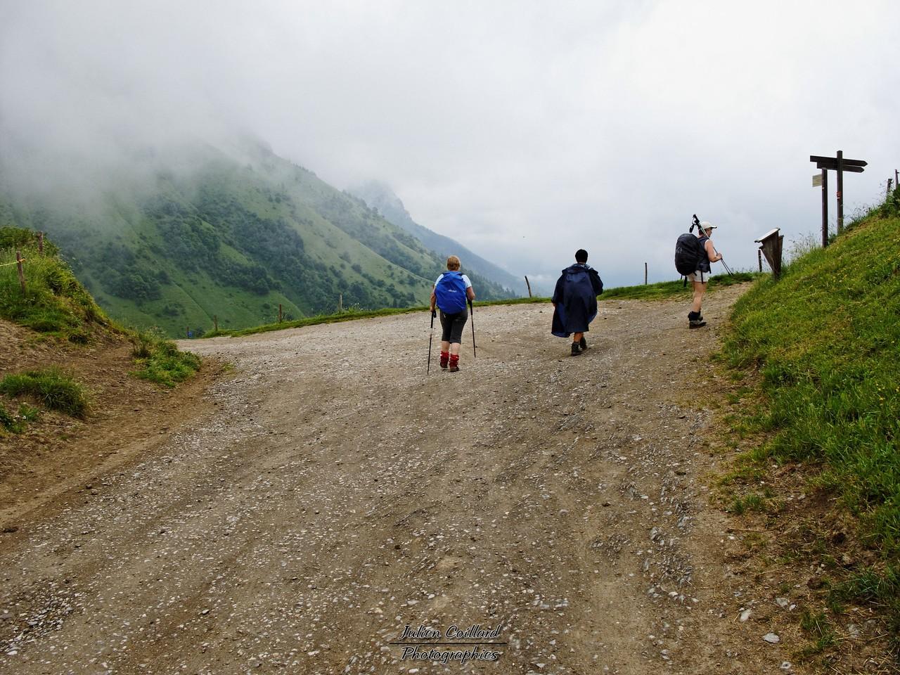 Montmin - Col de l'Aulp