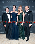 Joseph DiMenna, Diana DiMenna,Simone Levinson and David W. Levinson attend The School of American Ballet - 2012 Winter Ball on Monday, March 5, 2012 at David H. Koch Theater at Columbus Avenue and 63rd Street in Lincoln Center, New York City, NY  PHOTO CREDIT: Copyright © 2012 Manhattan Society.com by Christopher London