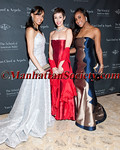 Brie Bythewood, Amanda Brotman, Ann-Marie MacFarlane attend The School of American Ballet - 2012 Winter Ball on Monday, March 5, 2012 at David H. Koch Theater at Columbus Avenue and 63rd Street in Lincoln Center, New York City, NY  PHOTO CREDIT: Copyright © 2012 Manhattan Society.com by Christopher London