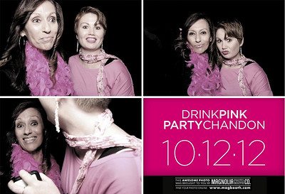SF 2012-10-12 Chandon Pink Party