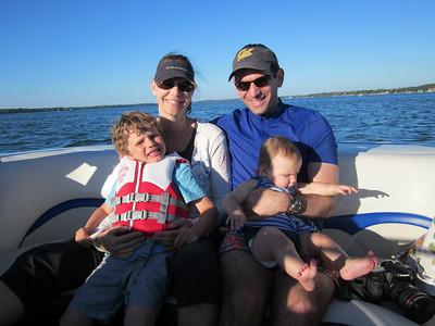 SURSOCKS & SCHMIDTS TO COTTAGE 8/2012