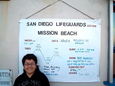 San Diego & Sea World #1208a