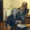 Zach, Buddy and Kristin on Zach's birthday.