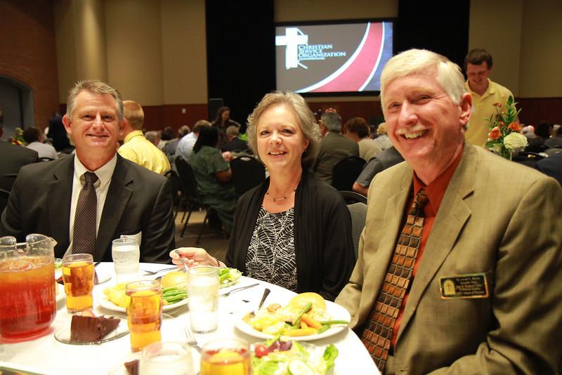 CSO Dinner Fall 2012