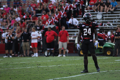 Demetrius Fairley, 24 is a Running Back for GWU