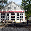 Tribune-Star/Joseph C. Garza<br /> A trip back in time: Billie Creek Village's General Store is just one of 30 buildings from the Civil War Era featured at the historic property near Rockville.