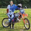 Tribune-Star/Jim Avelis<br /> Ready to ride: Rachel Gutish is currently ranked second nationally in Enduro racing.