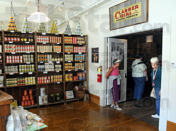 Tour: Clabber Girl celebrates its 102th birthday Friday with tours of the facility that opened in 1862.