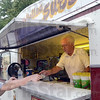 Same subs: Bob Parr's Italian Subs is sitting at the same location for his 19th consecutive year at the Little Italy Festival. Bob has been in the concession business since 1946.