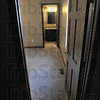 Tribune-Star/Jim Avelis<br /> Space: This is a look across the front upstairs room, out of the walk-in closet into the bathroom. Chad and Natalie Overton rescued the house at 815 North 6th street from the condemned list.