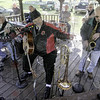 Tribune-Star file photo<br /> Playin' my song: Members of Big Daddy's Band of Gold perform at Old Fashioned Days in Collett Park Sunday, Oct. 11, 2009.