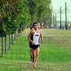 Tribune-Star/Jim Avelis<br /> Top prospect: Terre Haute South harrier Jackson Bertoli is one of the top cross country runners in Indiana.