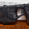 Tribune-Star/Jim Avelis<br /> Launcher: The Taser brand gun carries its battery in the handle and can fire two sets of probes from its replaceable cartridge.