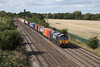 25 September 2012 :: 66418 approaching Didcot with 4O51 from Wentloog to Southampton