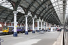 21 September 2012 :: a view of the impressive station at Darlington