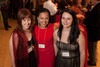 The Museo's Tricia Schmuki (development manager), Claudia Moran (director of operations), and Christina Gese (education director).  Rojo Cancion, a benefit for Museo de las Americas, at Su Teatro in Denver, Colorado, on Friday, Sept. 14, 2012.<br /> Photo Steve Peterson