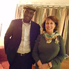 Nedham - Boston - With Lauren Garlick who gave me tips for a good speech and helped me improve my English pronounciation2