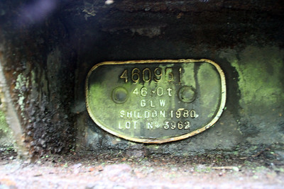 Works plate from SPA 460951